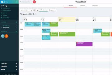 Videotutoriales Clinni - 1.11. Configurar el recordatorio de citas